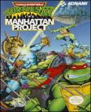 Carátula de Teenage Mutant Ninja Turtles III: The Manhattan Project
