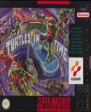 Carátula de Teenage Mutant Ninja Turtles IV: Turtles in Time (Japonés)