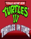 Carátula de Teenage Mutant Ninja Turtles IV: Turtles in Time Re-Shelled (Xbox Live Arcade)