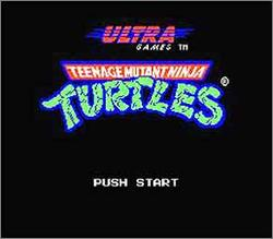 Pantallazo de Teenage Mutant Ninja Turtles para Nintendo (NES)