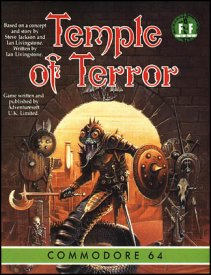 Caratula de Temple of Terror para Commodore 64
