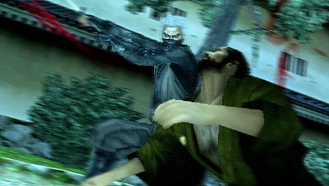 Pantallazo de Tenchu: Shadow Assassins para PSP