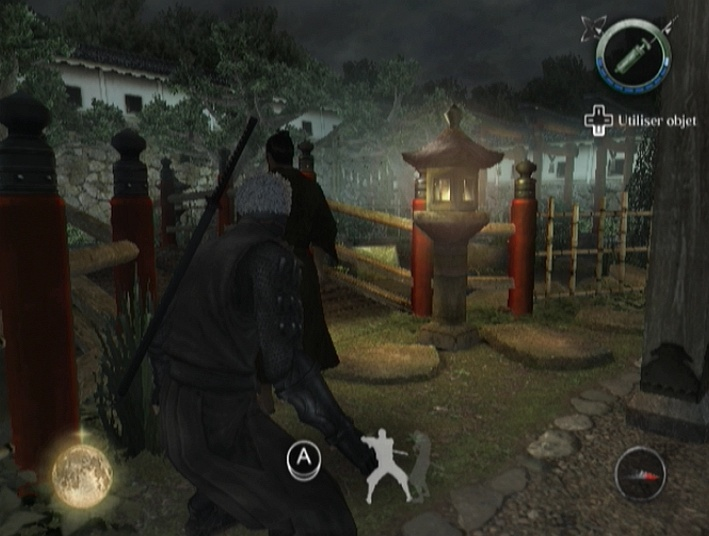 Pantallazo de Tenchu: Shadow Assassins para Wii