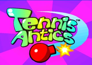 Pantallazo de Tennis Antics para PC