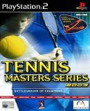 Carátula de Tennis Master Series 2003: Battleground of Champions