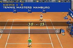 Pantallazo de Tennis Masters Series 2003 para Game Boy Advance