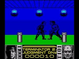 Pantallazo de Terminator 2: Judgement Day para Spectrum