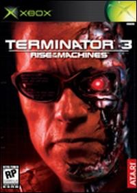 Caratula de Terminator 3: Rise of the Machines para Xbox