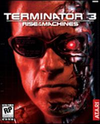 Caratula de Terminator 3: War of the Machines para PC