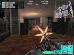 Pantallazo de Terminator 3: War of the Machines para PC