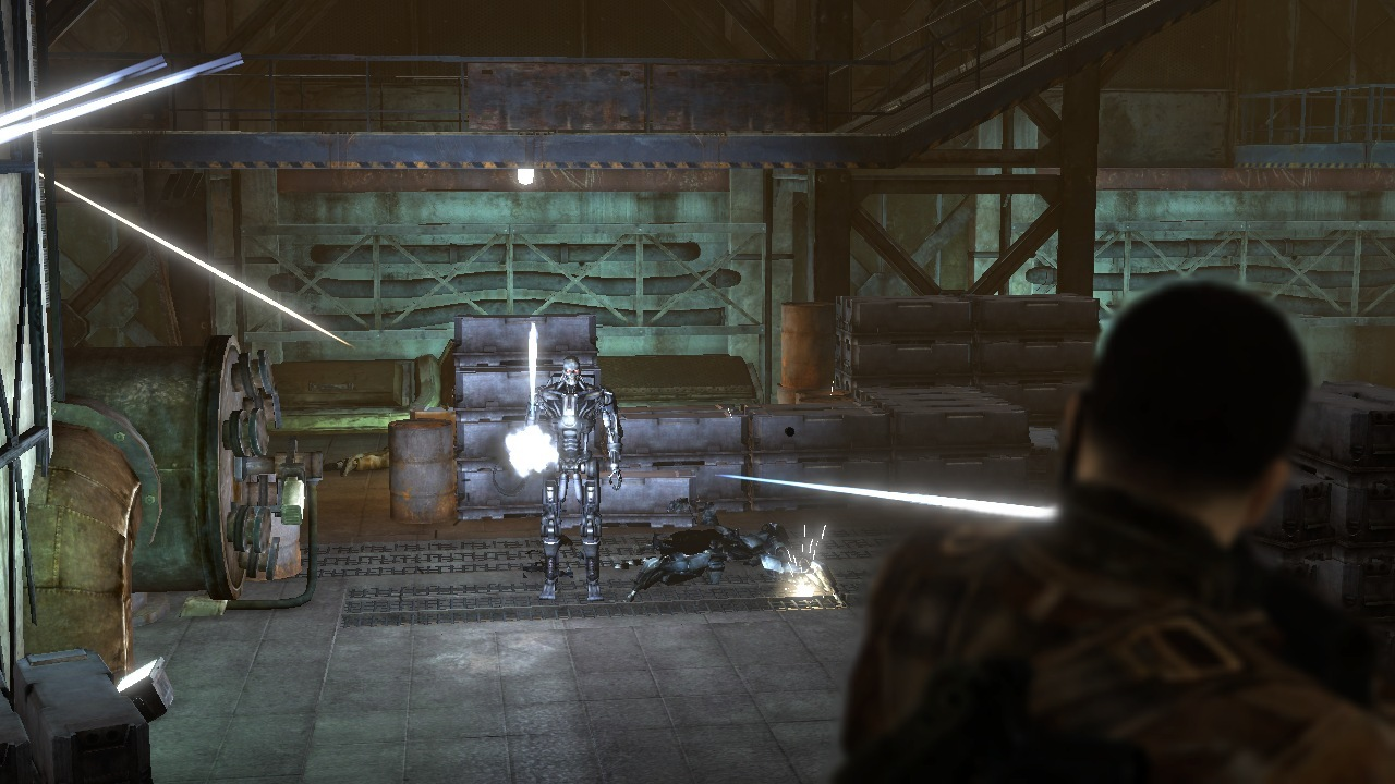 Pantallazo de Terminator Salvation - The Videogame para PC