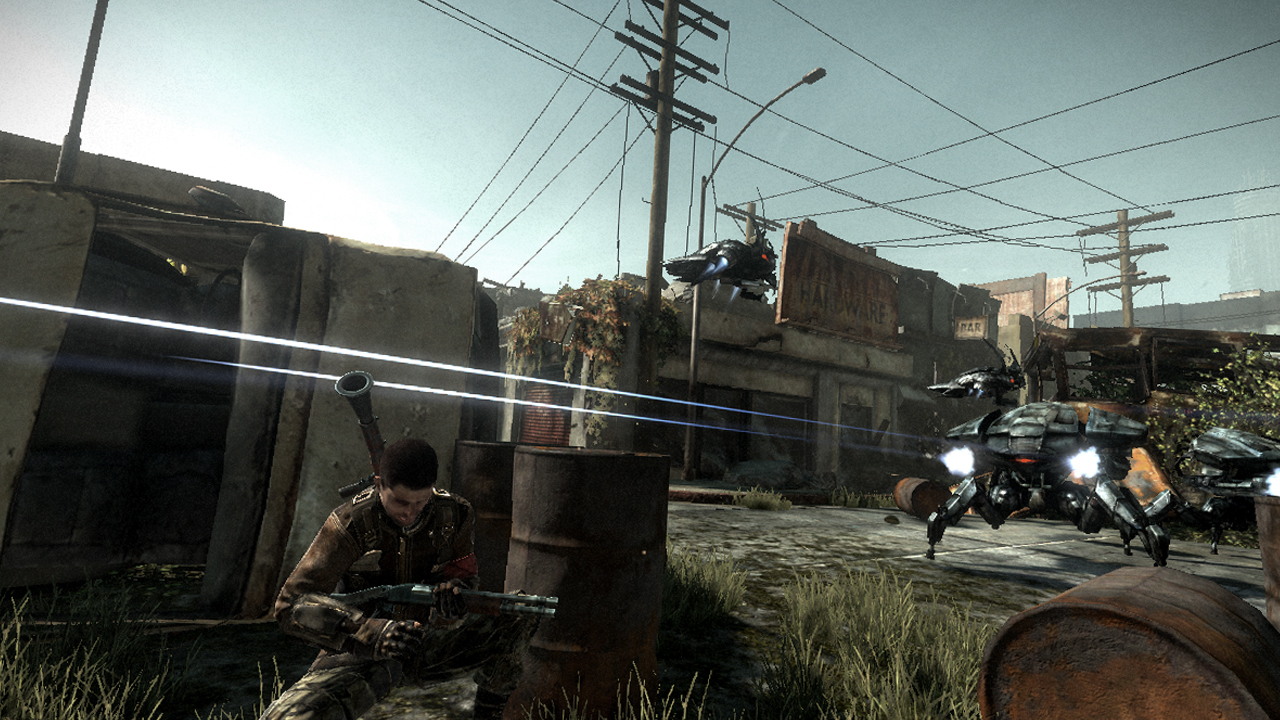 Pantallazo de Terminator Salvation - The Videogame para PlayStation 3