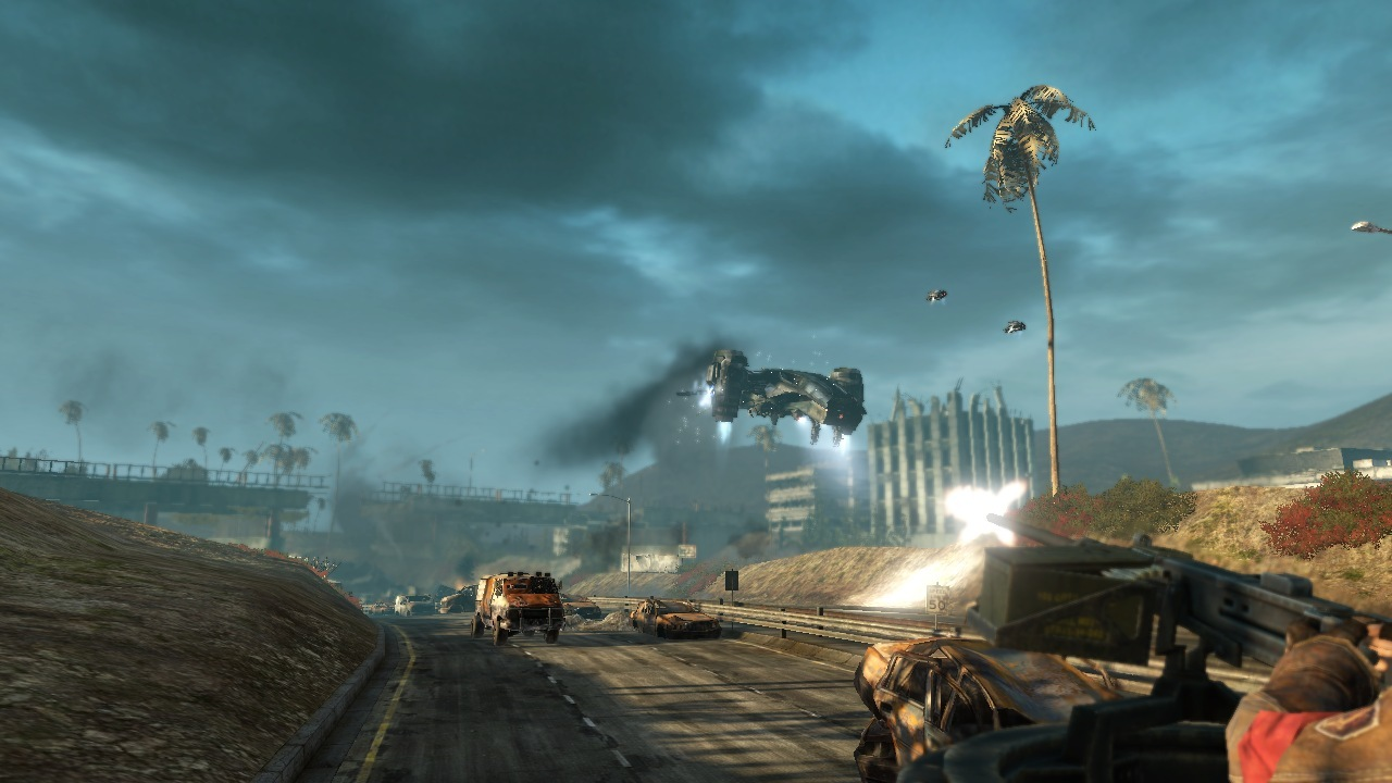 Pantallazo de Terminator Salvation - The Videogame para Xbox 360