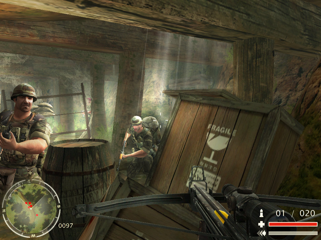 Pantallazo de Terrorist Takedown: Covert Operations para PC