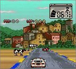 Pantallazo de Test Drive Le Mans para Game Boy Color
