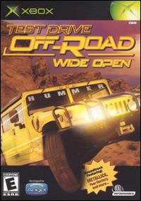 Caratula de Test Drive Off-Road: Wide Open para Xbox