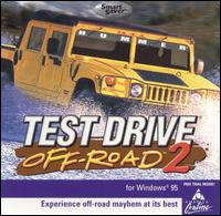 Caratula de Test Drive Off-Road 2 [SmartSaver Series] para PC