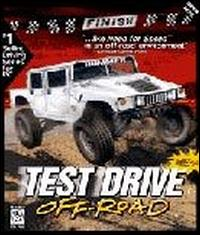 Caratula de Test Drive Off-Road para PC