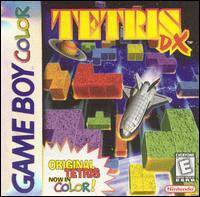 Caratula de Tetris DX para Game Boy Color