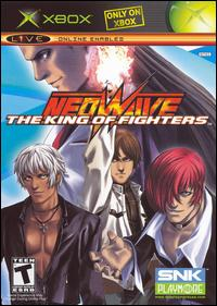 Caratula de The King of Fighters Neowave para Xbox