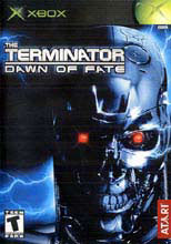 Caratula de The Terminator: Dawn of Fate para Xbox