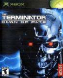 Caratula nº 104776 de The Terminator: Dawn of Fate (154 x 220)