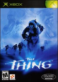Caratula de The Thing para Xbox