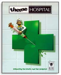 Caratula de Theme Hospital para PC