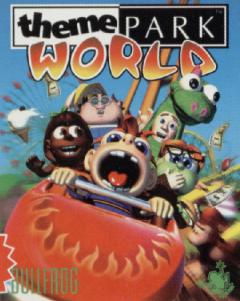 Caratula de Theme Park World para PC
