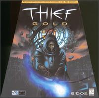 Caratula de Thief Gold para PC