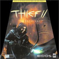 Caratula de Thief II: The Metal Age para PC