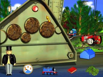 Pantallazo de Thomas And Friends: Trouble On The Tracks para PC