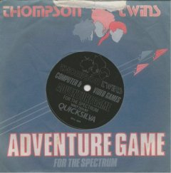 Caratula de Thompson Twins Adventure, The para Spectrum