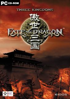 Caratula de Three Kingdoms: Fate Of The Dragon para PC