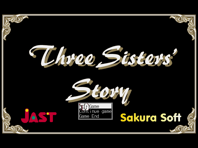 Pantallazo de Three Sisters Story para PC
