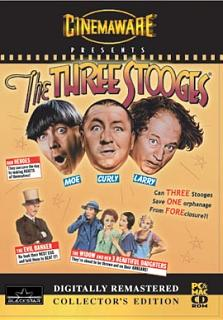 Caratula de Three Stooges, The (2003) para PC