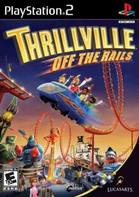 Pantallazo de Thrillville: Off the Rails para PlayStation 2