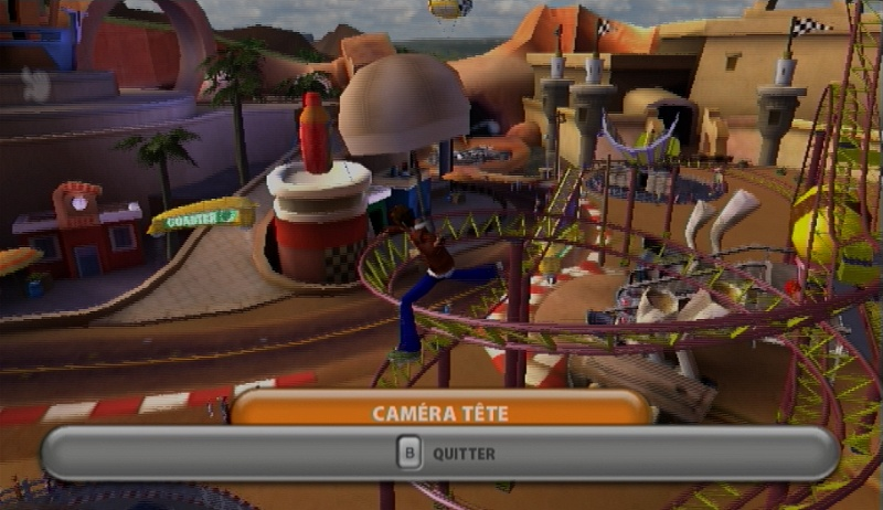 Pantallazo de Thrillville: Off the Rails para Wii