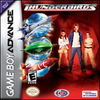 Caratula de Thunderbirds para Game Boy Advance