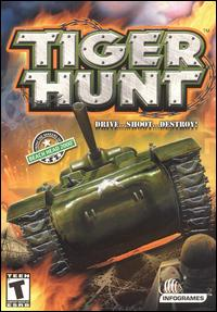 Caratula de Tiger Hunt para PC