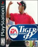 Carátula de Tiger Woods 99 PGA Tour Golf