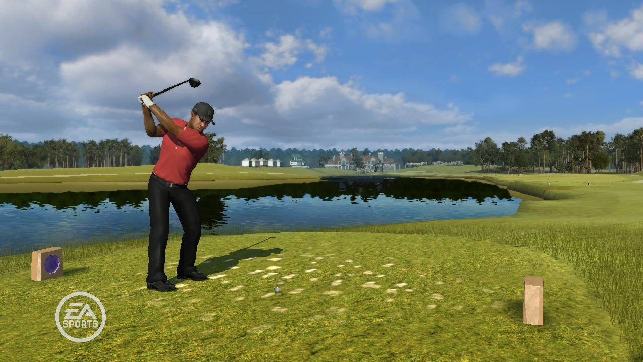 Pantallazo de Tiger Woods PGA TOUR 09 para PlayStation 3