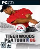 Carátula de Tiger Woods PGA Tour 06