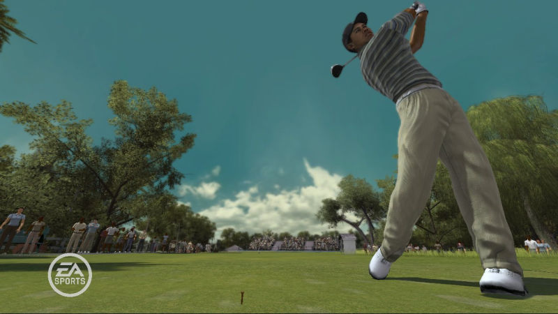 Pantallazo de Tiger Woods PGA Tour 08 para PC
