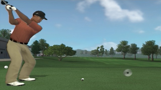 Pantallazo de Tiger Woods PGA Tour 08 para PlayStation 2