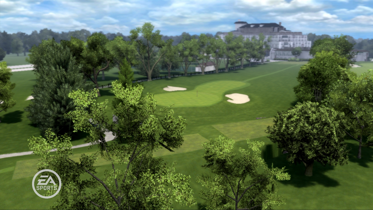 Pantallazo de Tiger Woods PGA Tour 08 para PlayStation 3