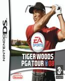 Carátula de Tiger Woods PGA Tour 08