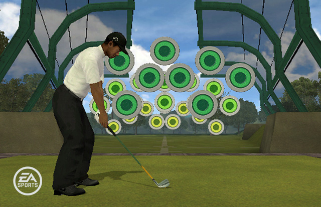 Pantallazo de Tiger Woods PGA Tour 09 All-Play para Wii