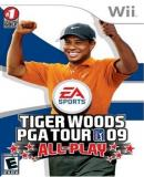 Caratula nº 126669 de Tiger Woods PGA Tour 09 All-Play (380 x 537)