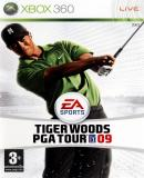 Carátula de Tiger Woods PGA Tour 09